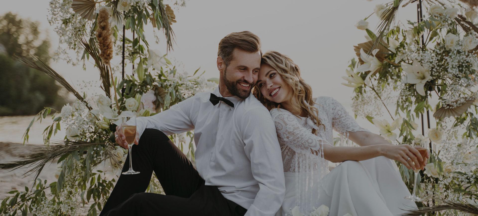 πακέτο στολισμού γάμου